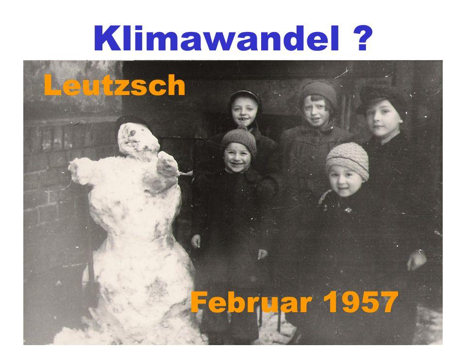 Februar 1957 Leutzsch