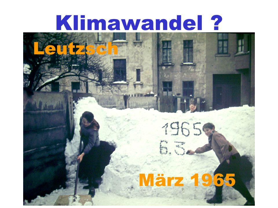 Was ist mit den Chemtrails? Freie Presse (Glauchau) vom 10./11.03.2007 2. Antwort