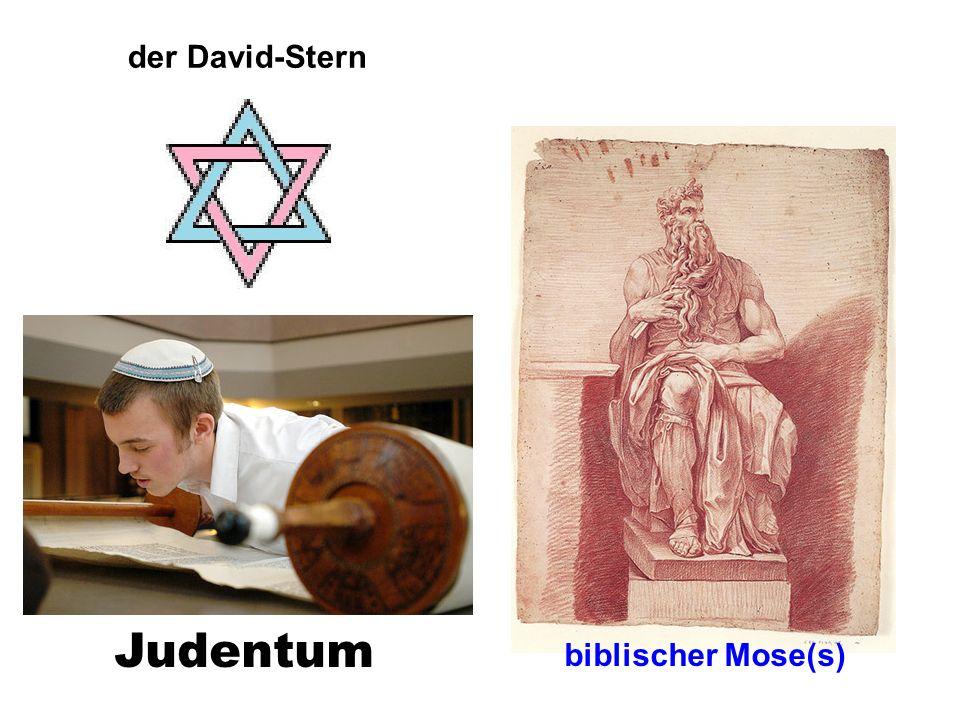 biblischer Mose(s) der David-Stern verbindet das MÄNNLICHE und WEIBLICHE des Universums Judentum