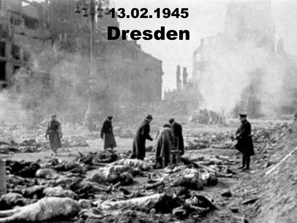 13.02.1945 Dresden