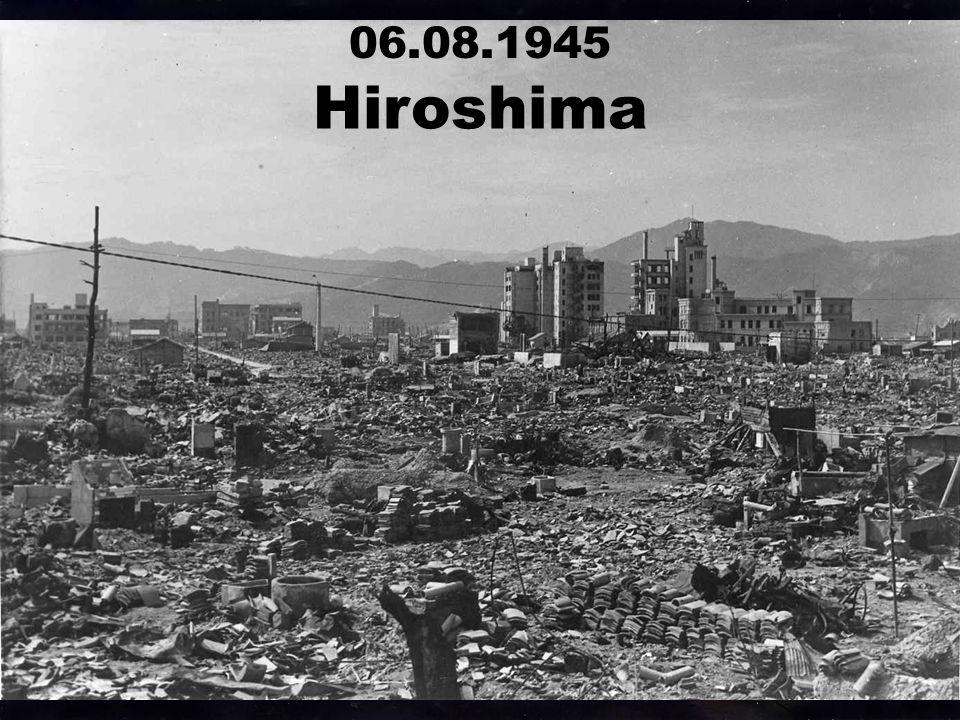 06.08.1945 Hiroshima