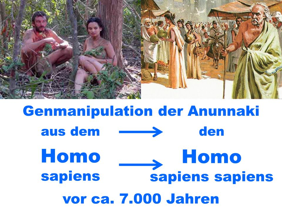 Die Erde vor 5.000 Jahren Arianni