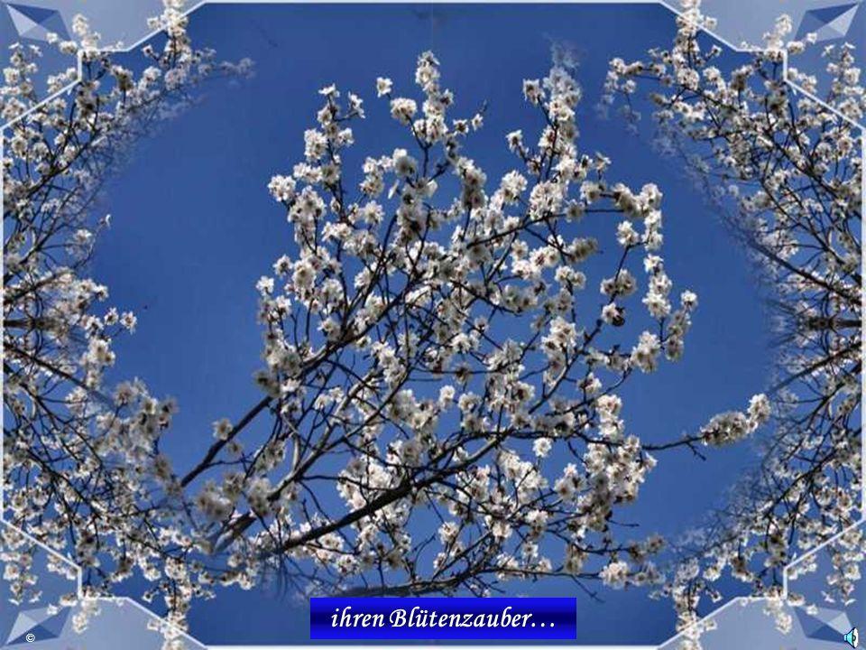 Mutter Natur belebet und entfaltet… ©