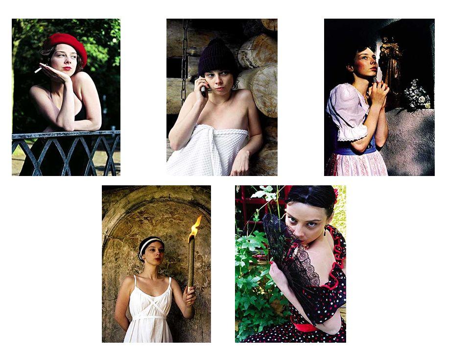 Aus welchem europäischen Land kommen diese fünf Frauen?