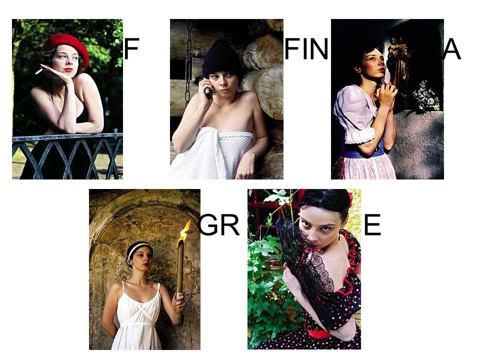 Das Projekt Die Berliner Fotografin Mareike Arnold hat im Jahr 2005 Stereotype über die europäischen Nachbarn gesammelt und ironisch in Szene gesetzt - sie verwandelte sich selbst in 17 vermeintlich typische Europäerinnen.