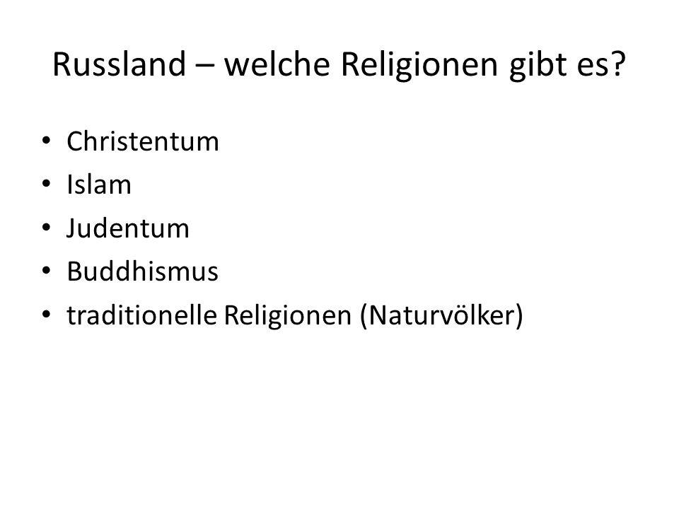 Russland – Geschichte der Religion ab 4.Jh.: Juden in Russland ab 7.