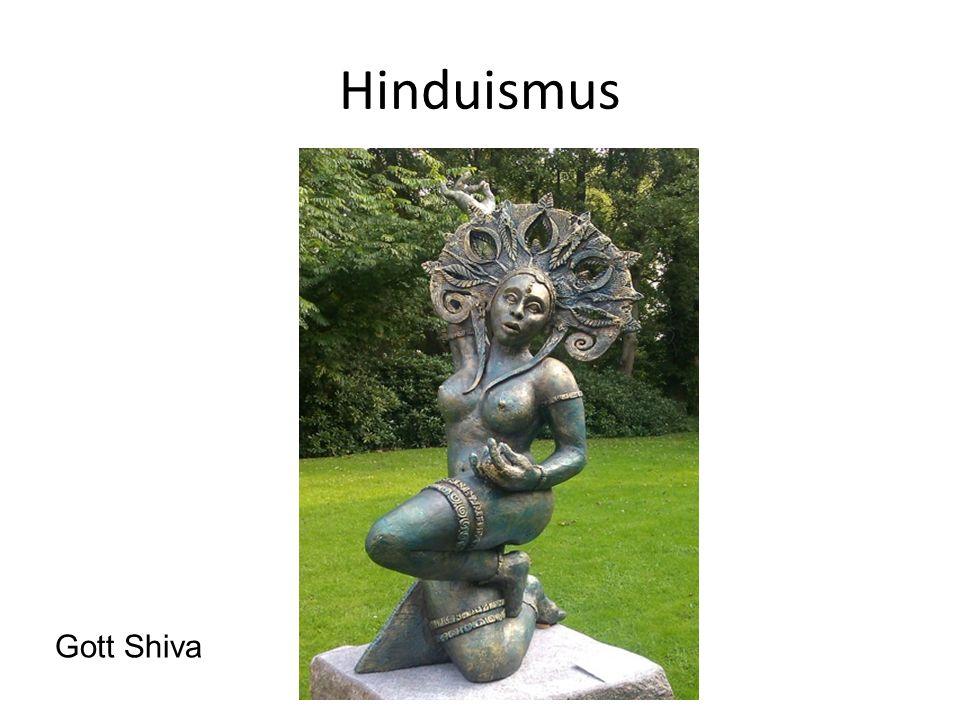 Hinduismus Gott Shiva
