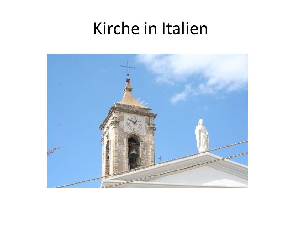 Kirche in Italien