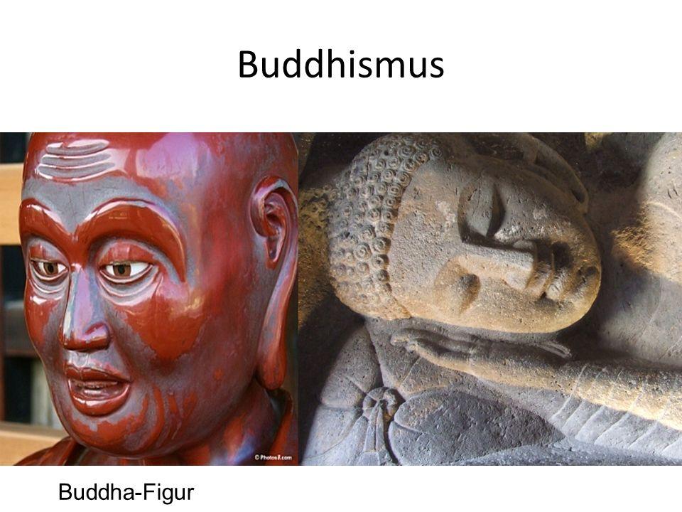 Buddhismus Buddha-Figur