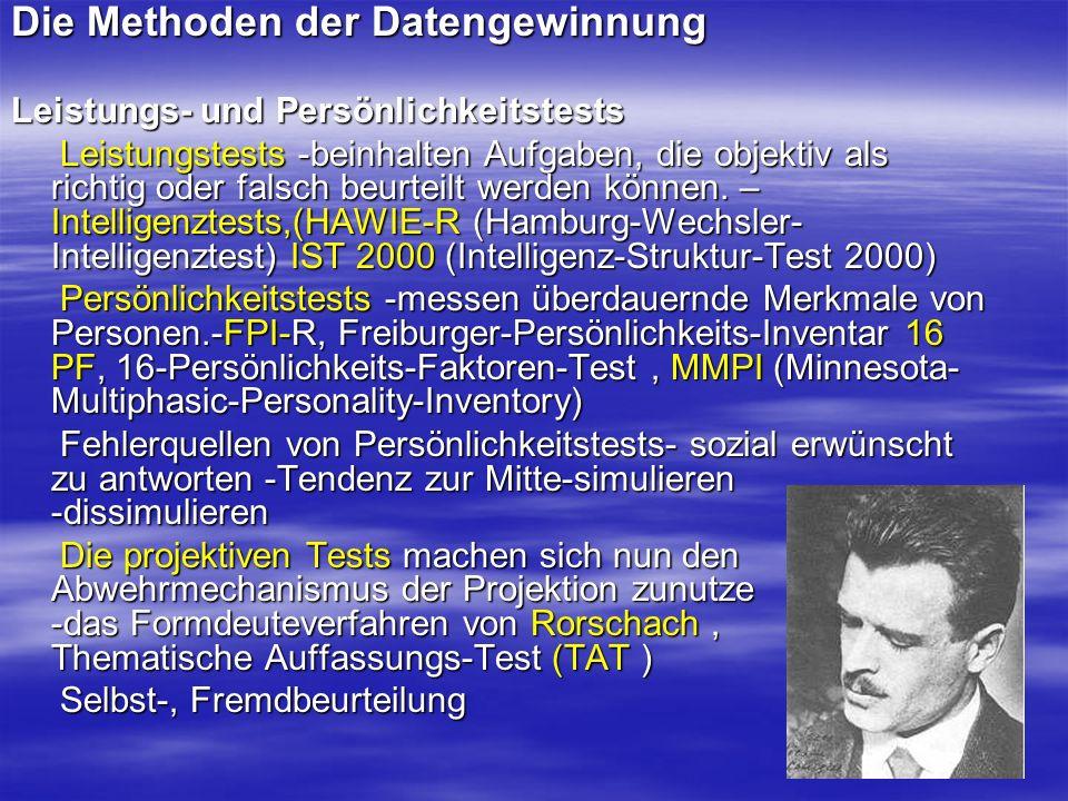 TAT Methodik I.