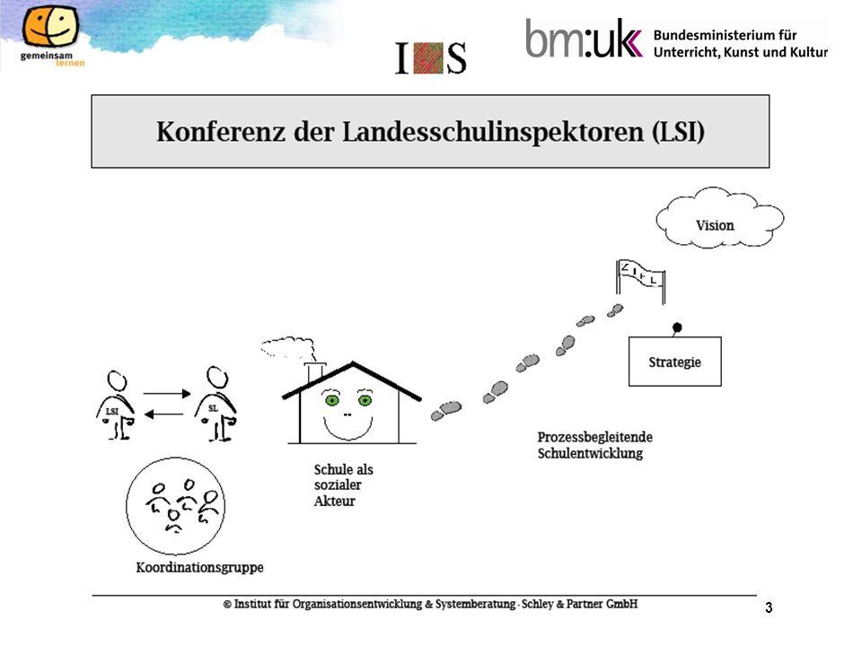 Richard Stockhammer, BMUKK Wien, Leiter der HS-Abteilung; innovative Projekte - in Partnerschaft mit W.Schley,IOS 8 3