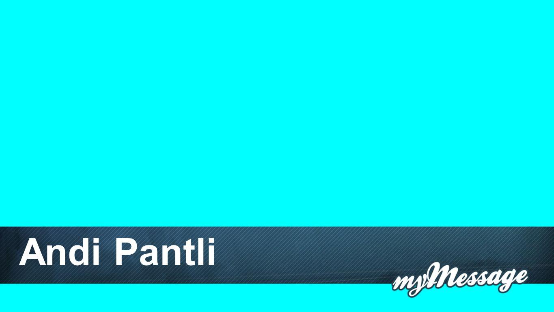 Namen Andi Pantli