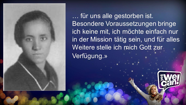 Friedensnobelpreises Aus der Ansprache Mutter Teresas zur Verleihung des Friedensnobelpreises: «Vergessen sie nicht, dass es viele Kinder, viele Frauen, viele Männer auf dieser Welt gibt, die das nicht haben, was sie haben, …