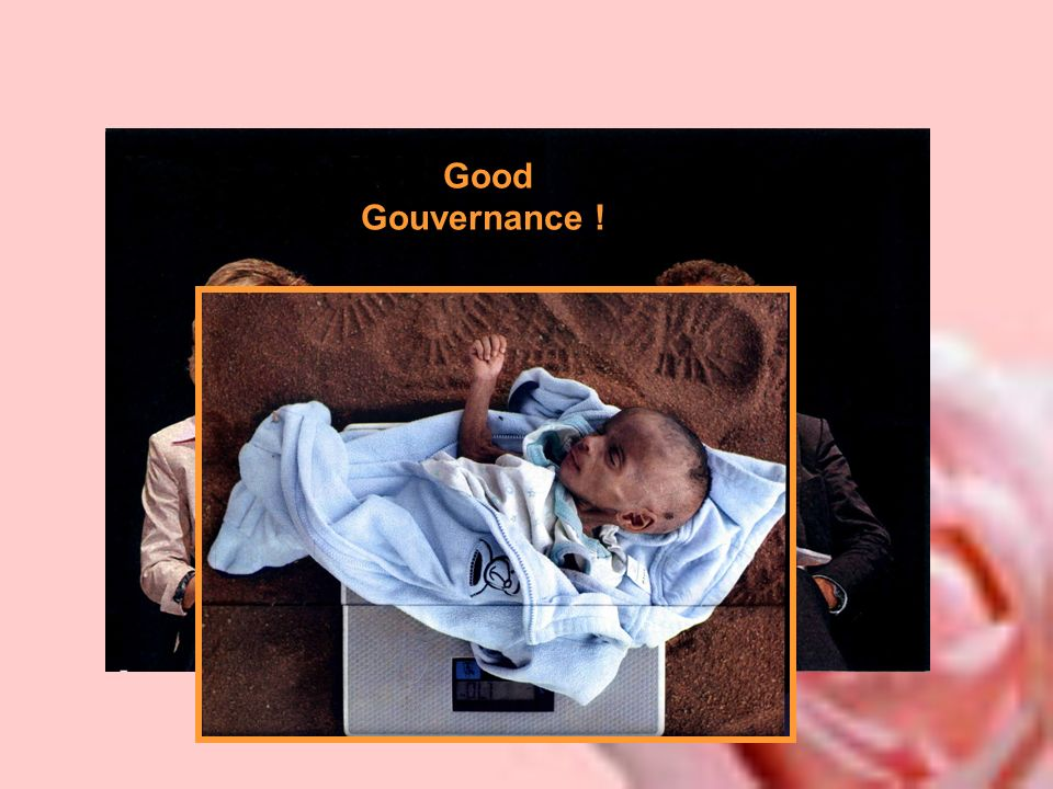 Good Gouvernance !