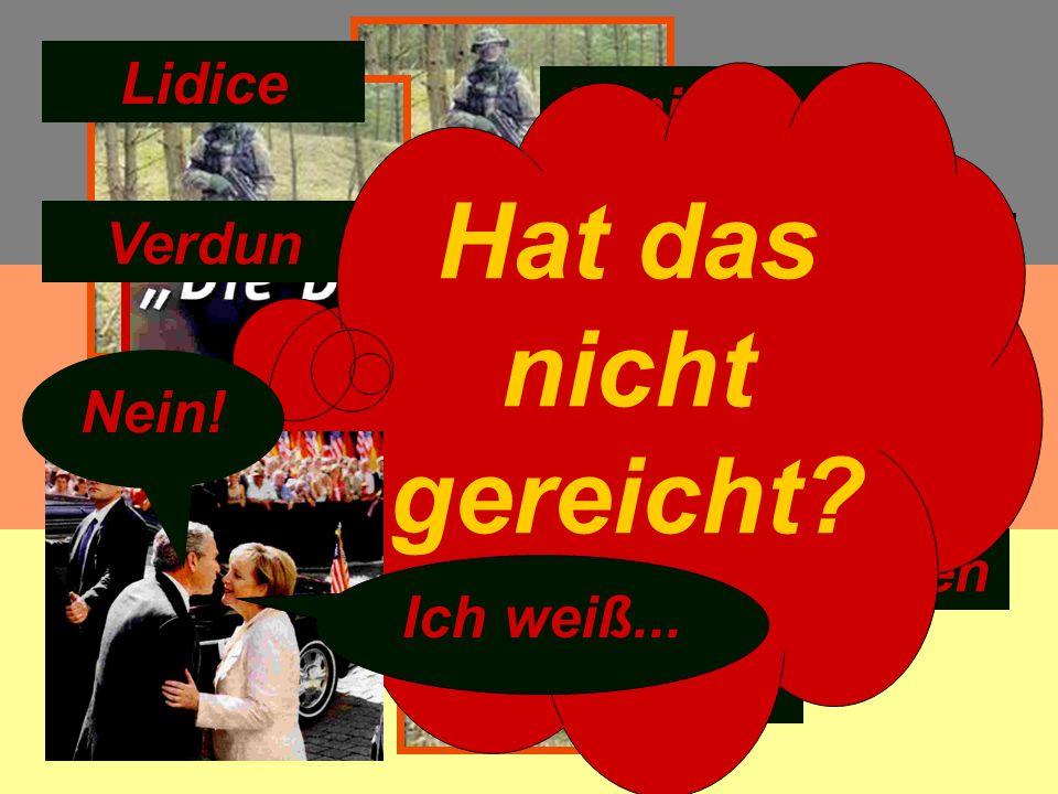 Deutschlands Gewicht in der internationalen Politik ist gewachsen.