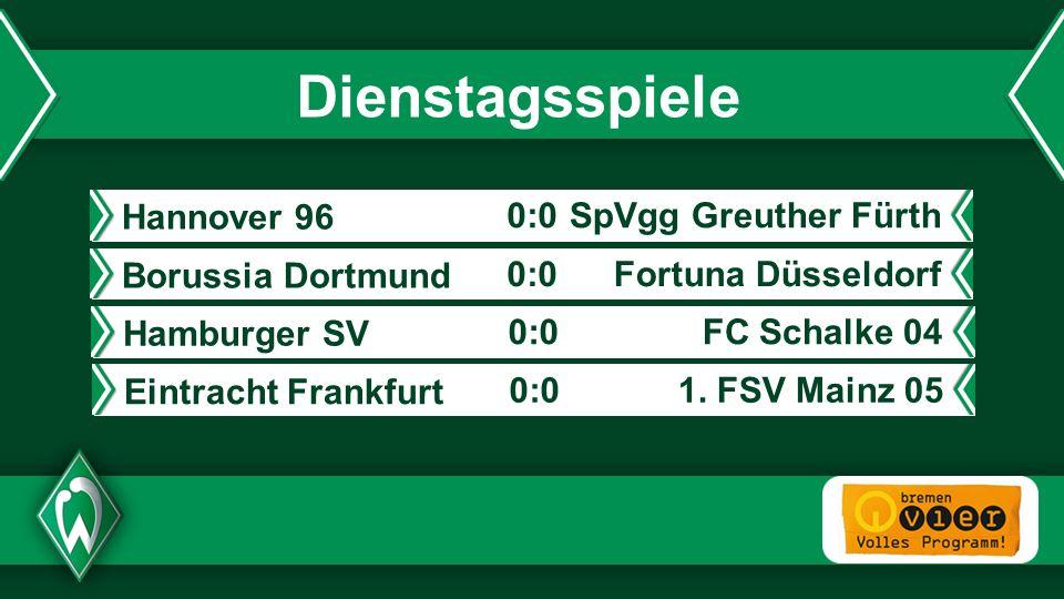 - Heutige Spiele VfB Stuttgart FC Augsburg- Borussia Mgladbach VfL Wolfsburg- SC Freiburg Bayern München- 1.