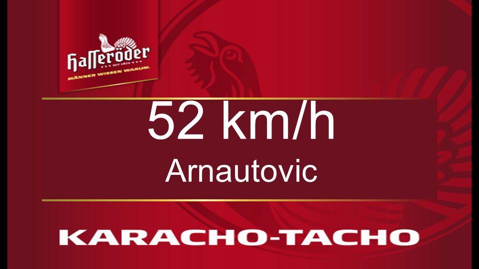 52 km/h Arnautovic