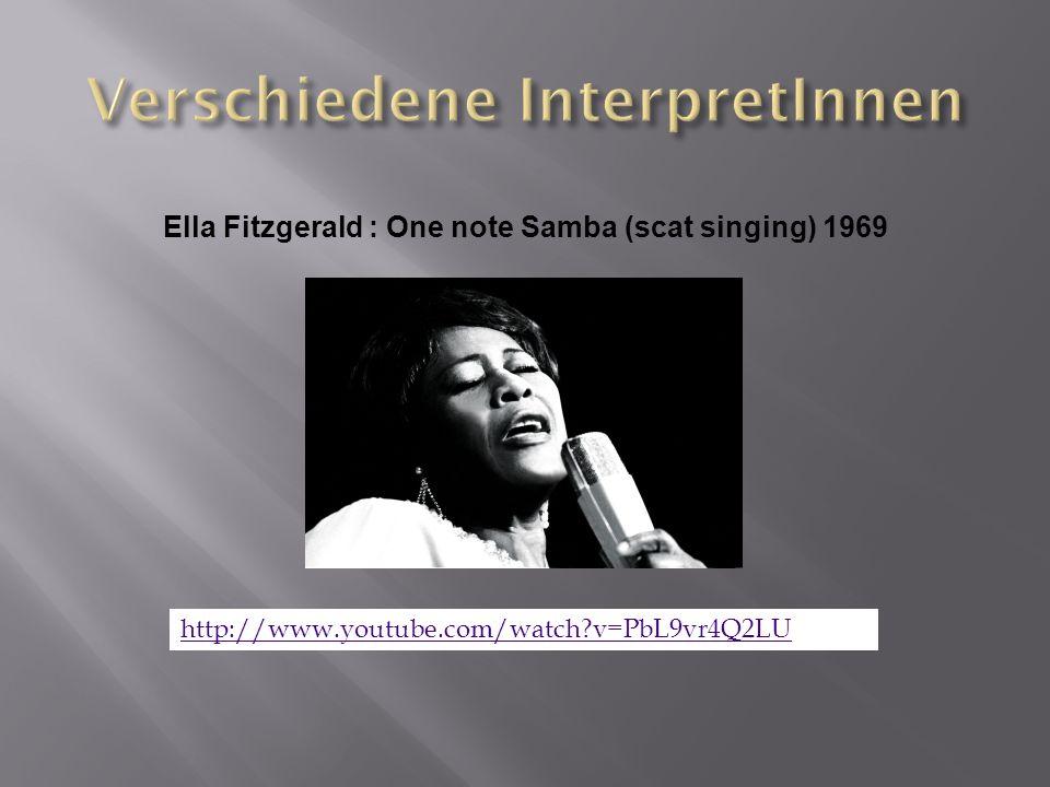 http://www.youtube.com/watch?v=OIqrbE3X7C8&featu re=results_main&playnext=1&list=PL37D6DFDE816179FD Judy Niemack