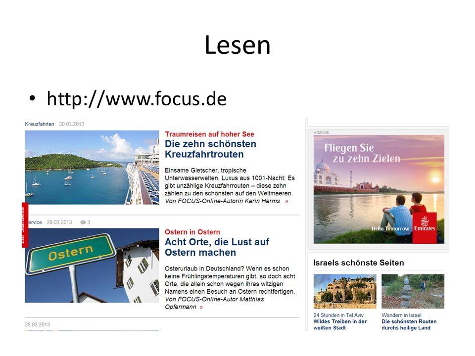 Lesen http://www.focus.de