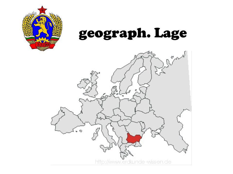 Statistik Fläche: 110.994 km² Einwohnerzahl: 7.320.130 Bevölkerungsdichte: 70 Einwohner pro km² BIP: 7.347 US-$ Nato-Beitritt: 2004 EU-Beitritt: 2007 Provinzen: 28 Verwaltungsbezirke