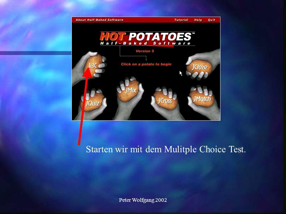 So, die anderen Kartoffeln kann man auch alleine lernen.