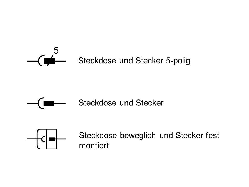 Abzweigmuffe 1-polige Darstellung Hausanschlusskasten HAK Kabelendverschluss mit dreiadrigem Kabel