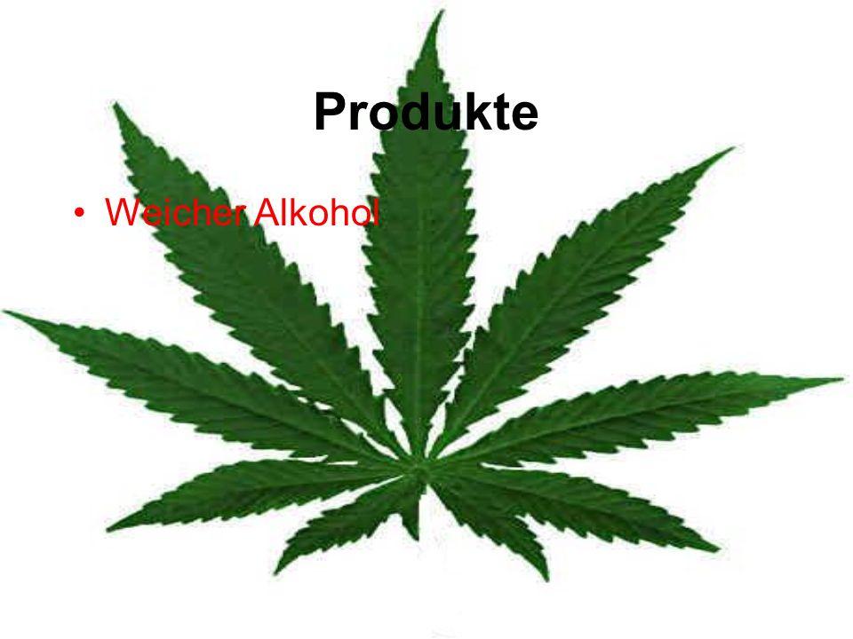 Produkte Weicher Alkohol