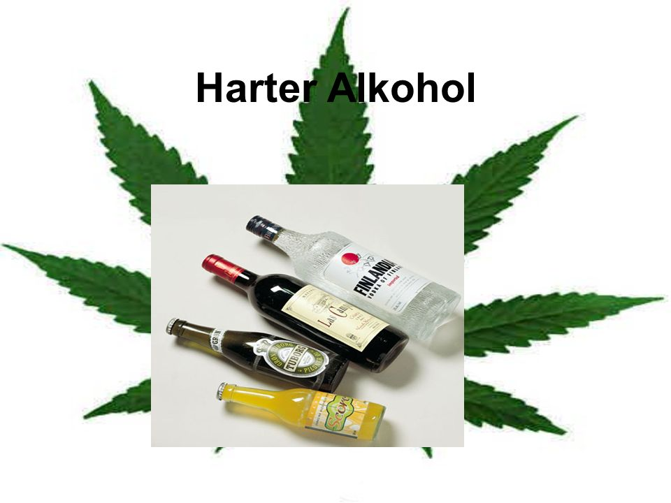 Harter Alkohol