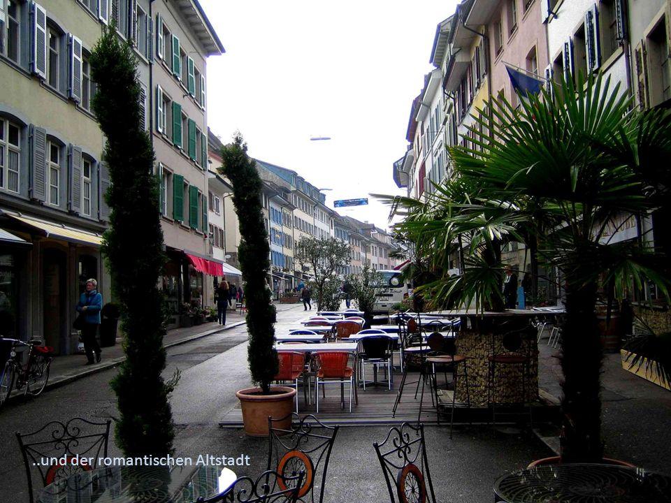 ..und der romantischen Altstadt