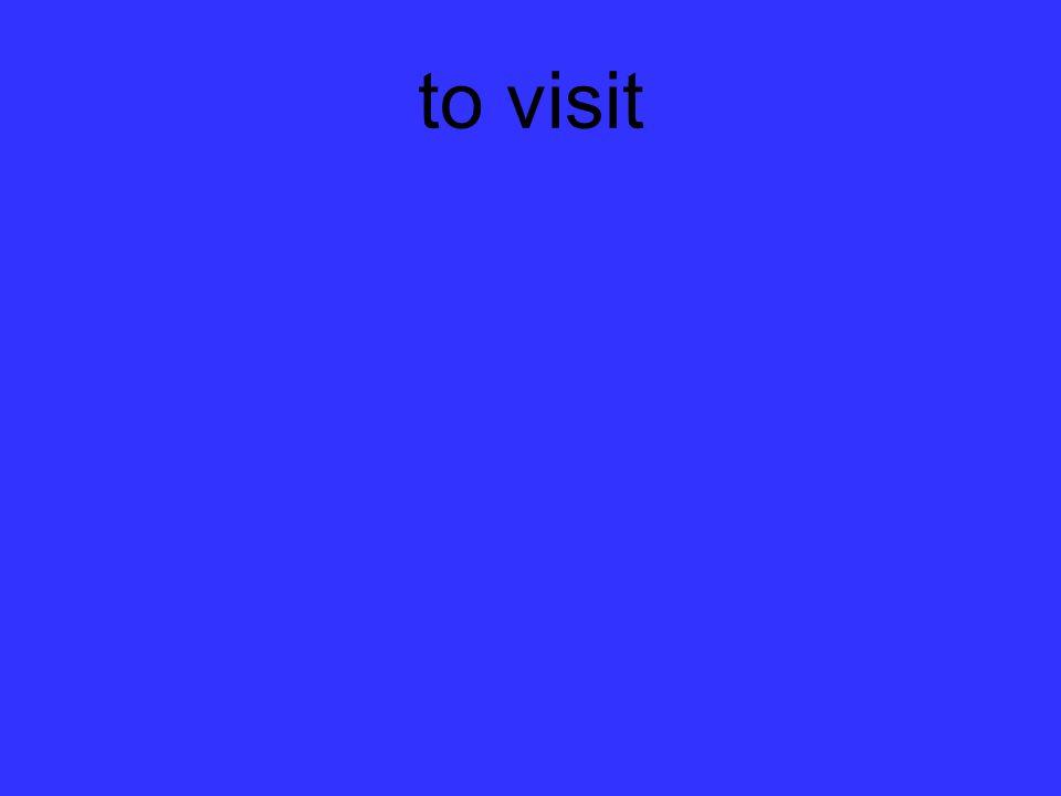 besuchen