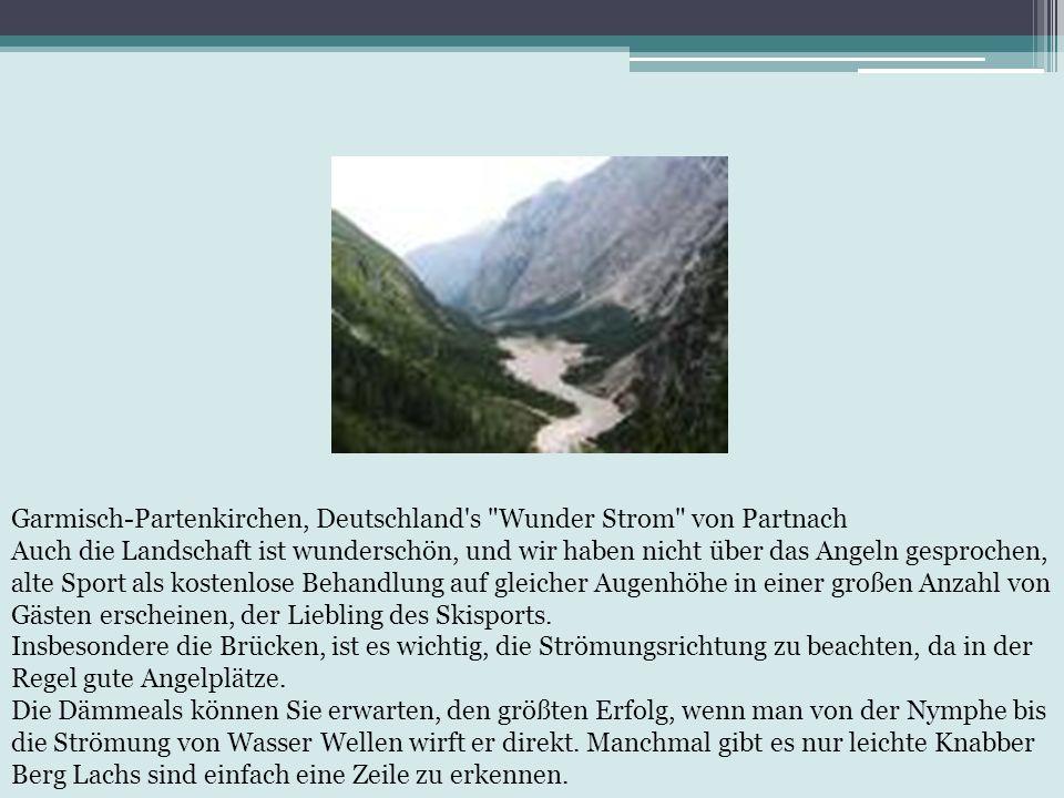 Garmisch-Partenkirchen, Deutschland's