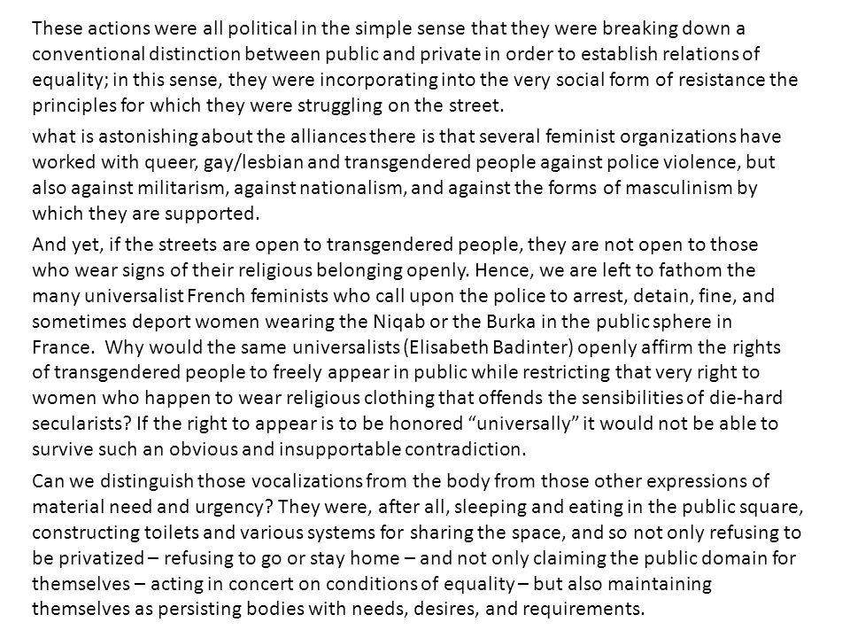IV – Sind Provokationen in der Gesellschaft des Spektakels nötig? Femen, seit 2008 (in der Ukraine)