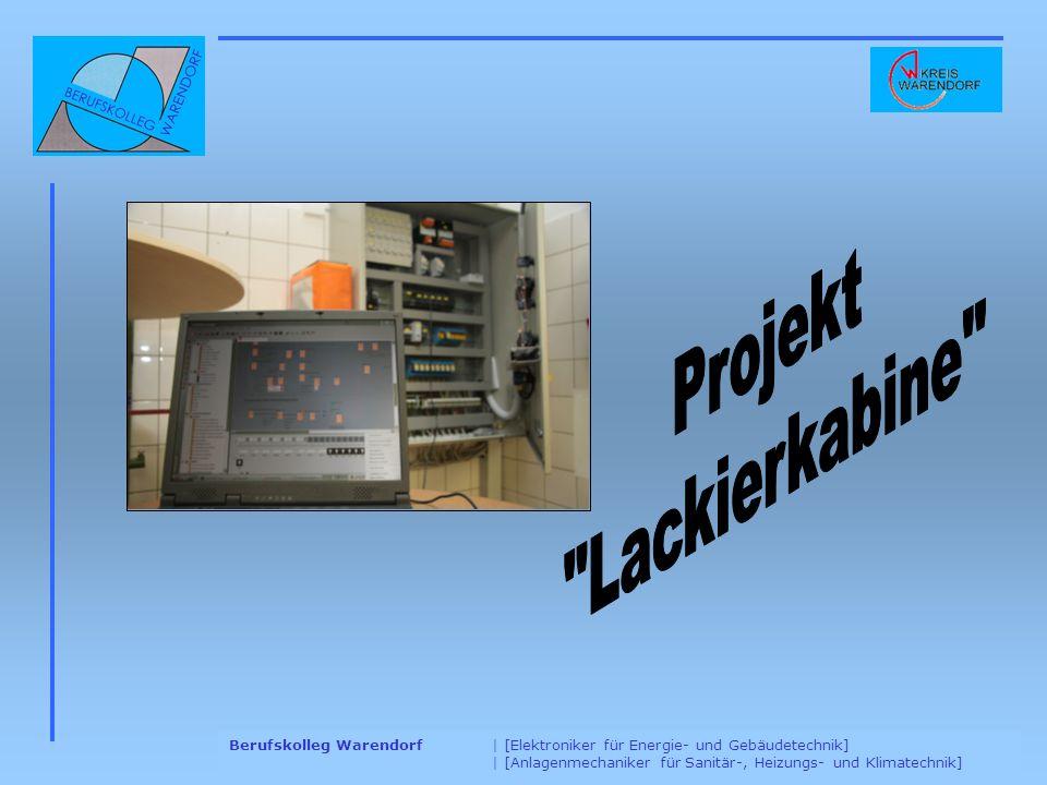 1 Berufskolleg Warendorf | [Elektroniker für Energie- und Gebäudetechnik] | [Anlagenmechaniker für Sanitär-, Heizungs- und Klimatechnik]