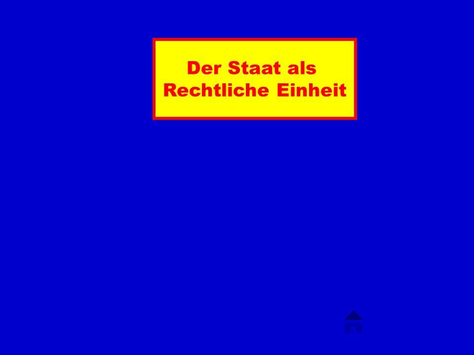 BV Art. 5 Grundsätze rechtsstaatlichen Handelns 1 Grundlage und Schranke staatlichen Handelns ist das Recht. Die Schweiz heute