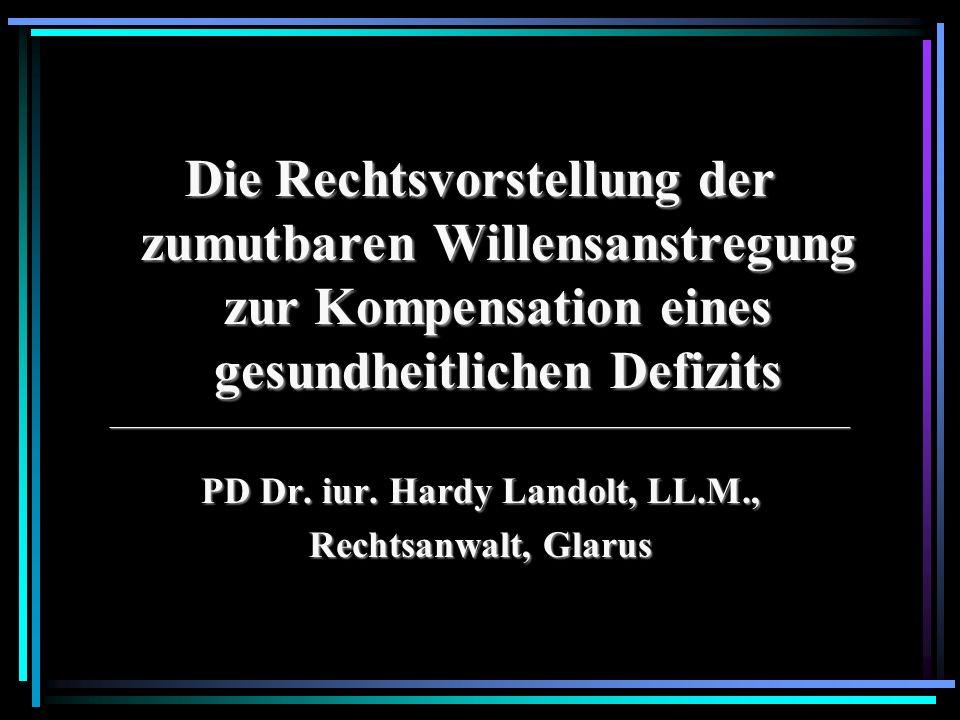Schadenminderungsgrundsatz Rechtsfolgen –Leistungsverweigerung und ausnahmsweise Schadenersatz (Hilfsmittelrecht, Art.