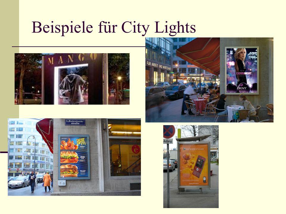 Beispiele für City Lights