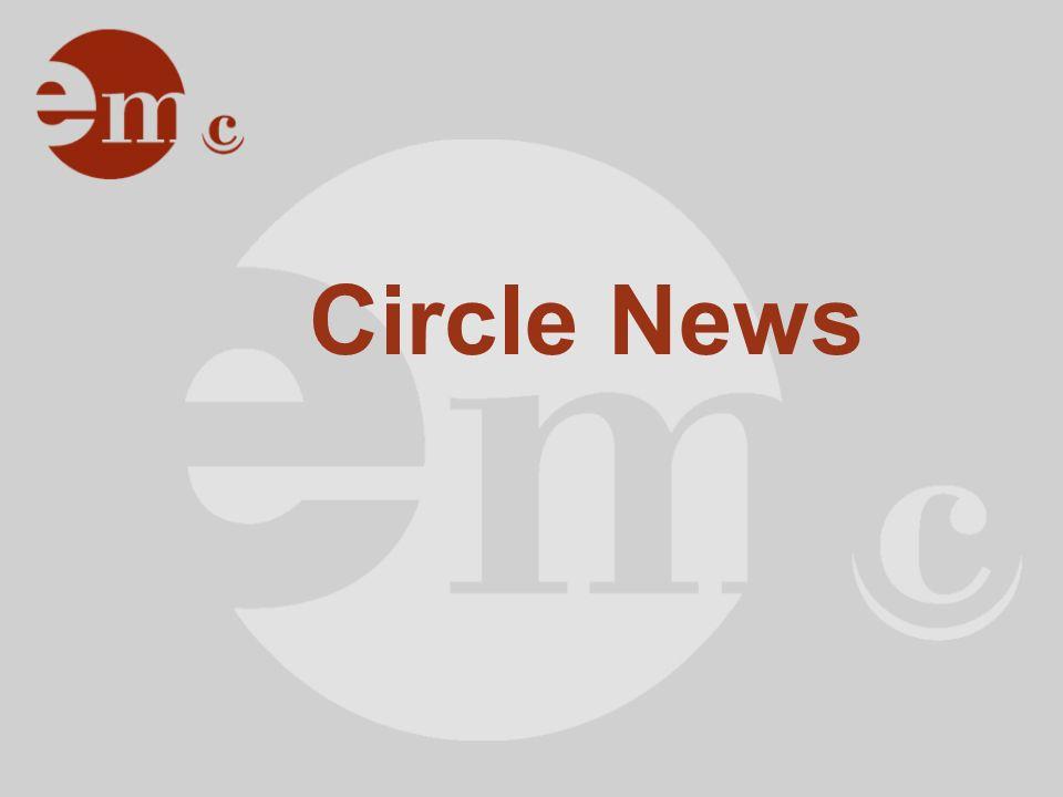 Agenda Infos zum Tag Infos zur EMC Organisation News Website News Partnerschaften Organisatorisches