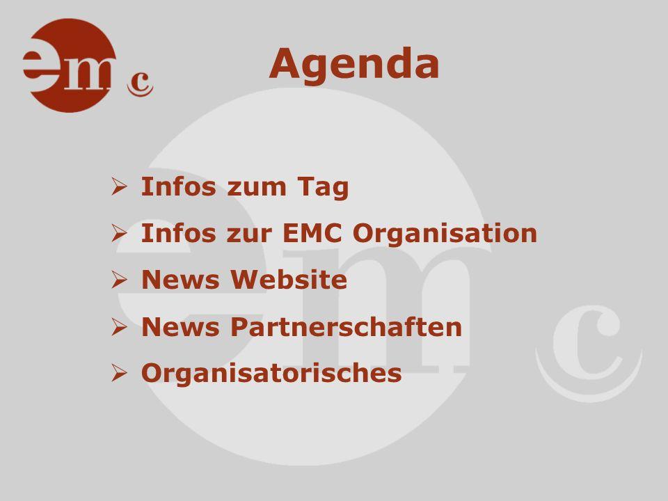 Circle News Mitglieder Tagesgäste Referenten Sponsoren & Partner Dankeschön Neuer Teilnehmer-Rekord 155 Personen