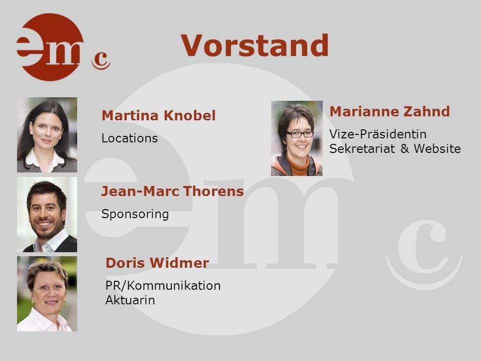 Sekretariat Sandra Carulli Sekretariat info@eventcircle.ch Herzlich Willkommen