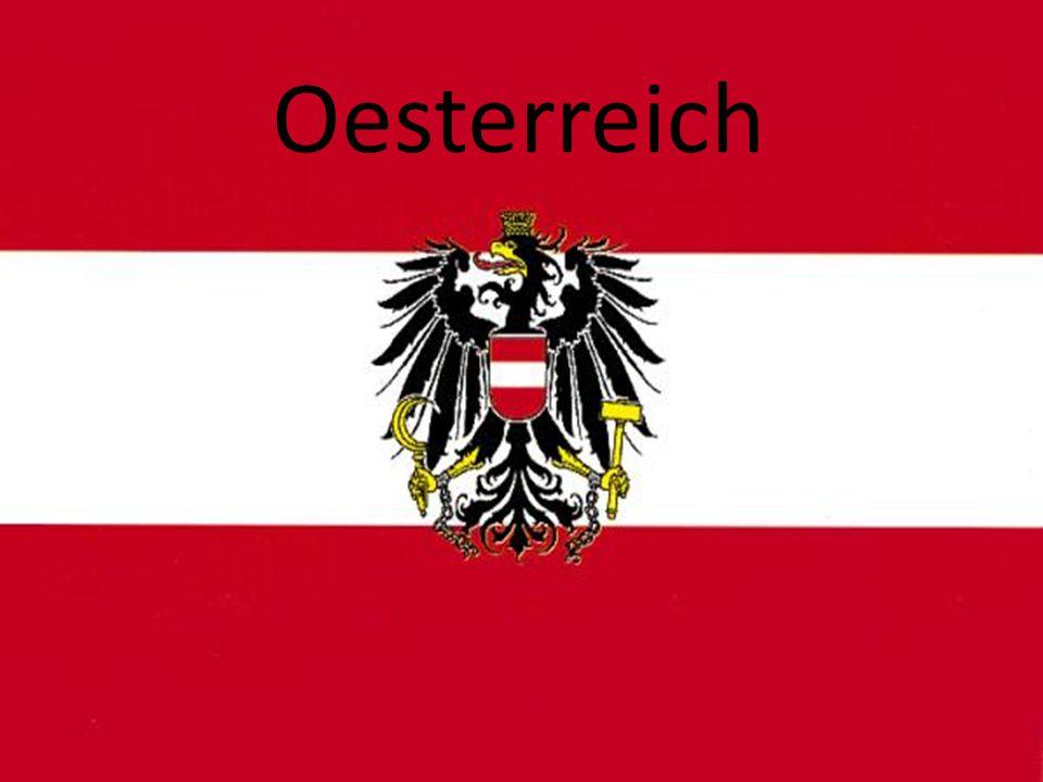 Wichtiges Hauptstadt: Wien Flaeche: 83, 879 km2 (4x so klein wie Italien) Einwohnerzahl: 8,5 Millionen (60,5 Milllionen hat Italien) Es grenzt an 8 Laender: Italien, Deutschland, Slowenien, Ungarn, Tschechien, Liechtenstein, Slowakei, Schweiz.