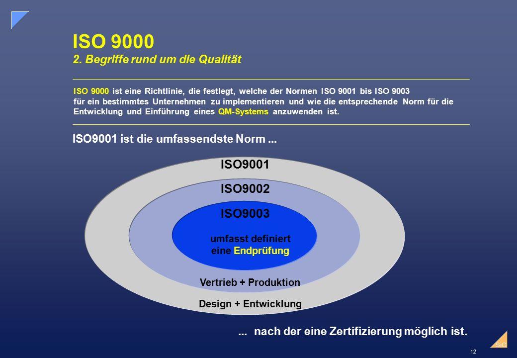 12 SiG ISO 9000 2.