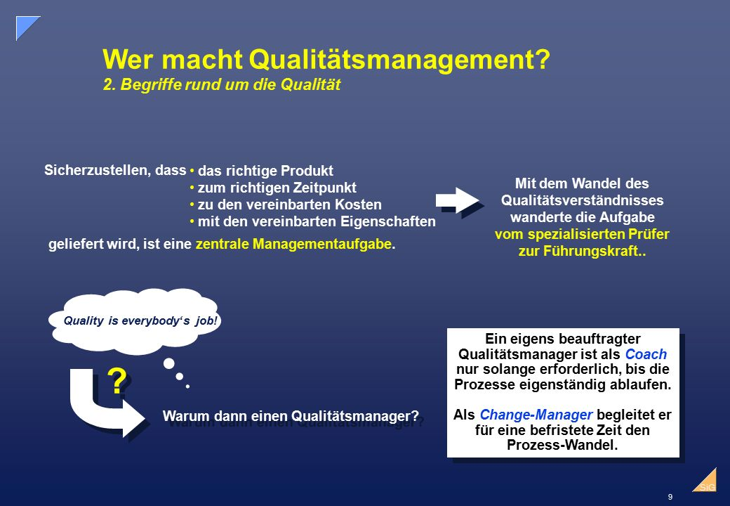 9 SiG Wer macht Qualitätsmanagement.2.