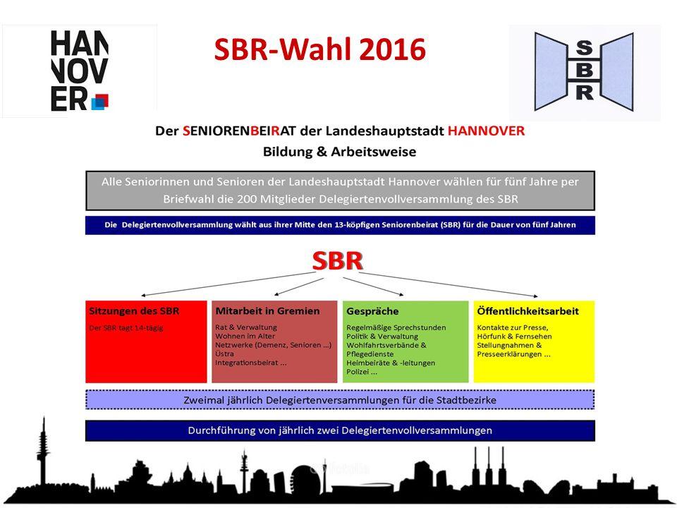 SBR-Wahl 2016