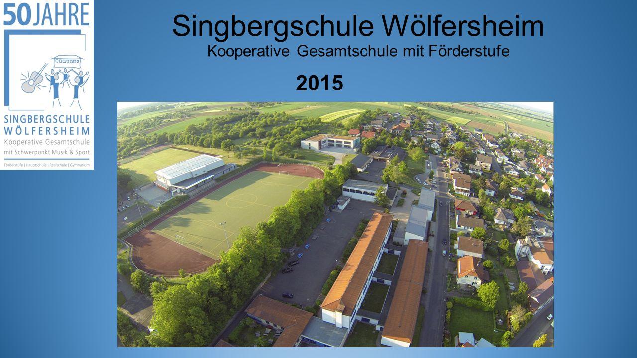 Singbergschule Wölfersheim Kooperative Gesamtschule mit Förderstufe 2015