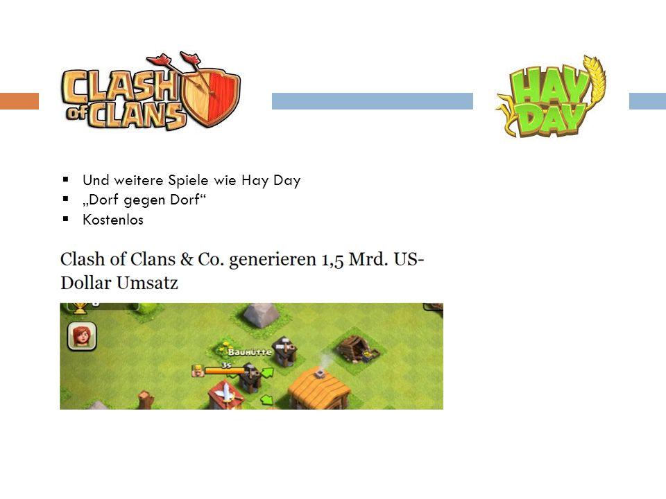 """ Und weitere Spiele wie Hay Day  """"Dorf gegen Dorf  Kostenlos"""