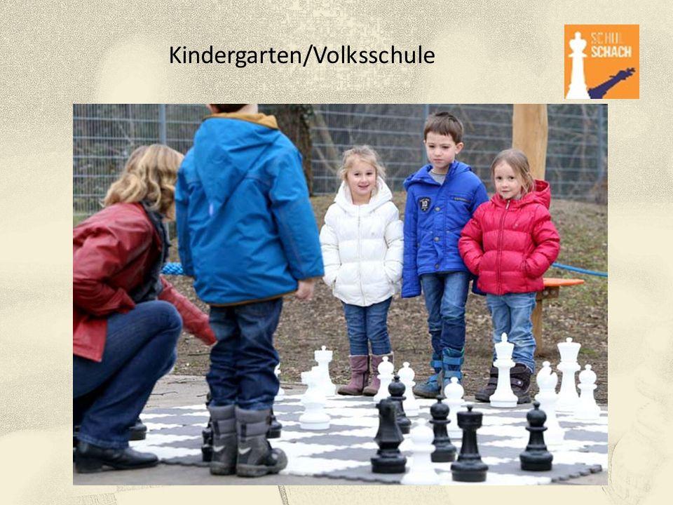 Kindergarten/Volksschule
