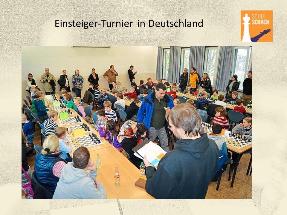 Einsteiger-Turnier in Deutschland