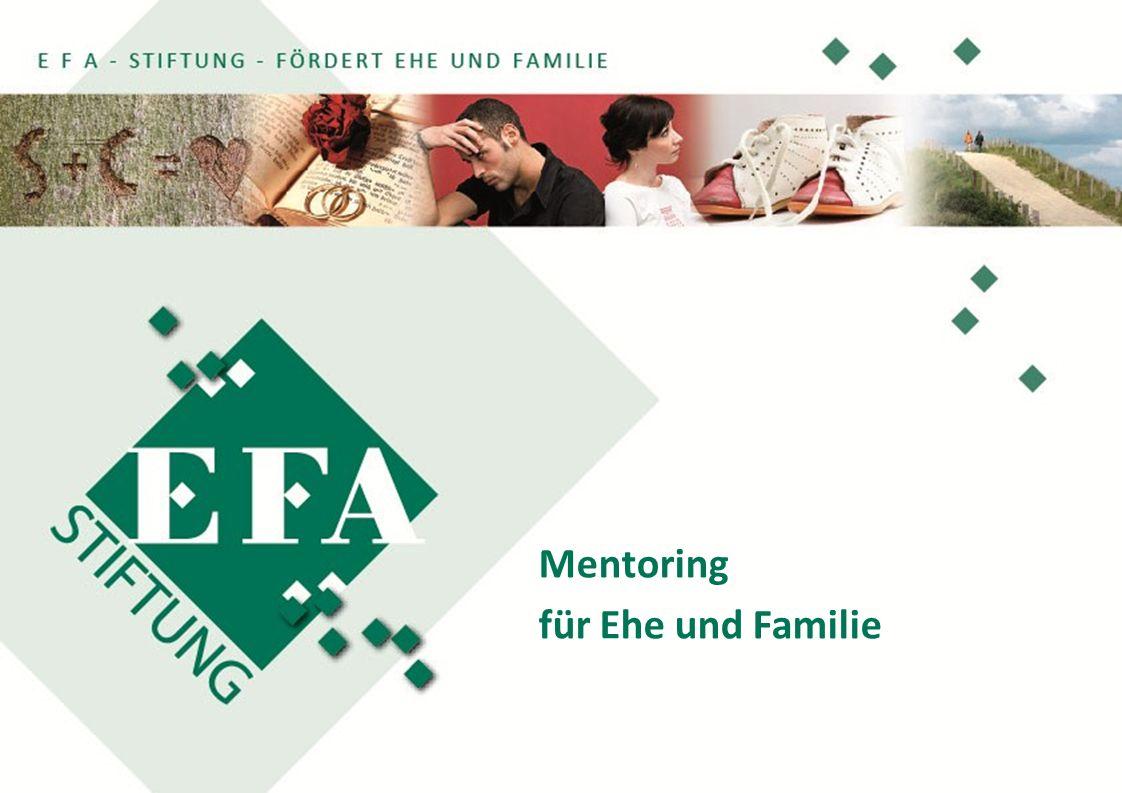 Mentoring für Ehe und Familie