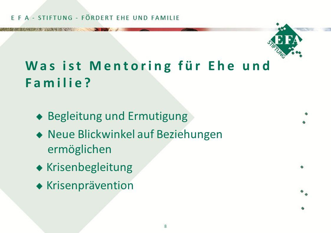 8 Was ist Mentoring für Ehe und Familie.