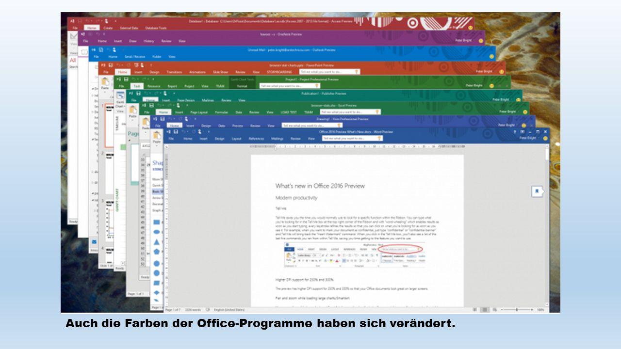 Office 2016: Skype for Business ersetzt zukünftig Lync. (Screenshot: Microsoft)